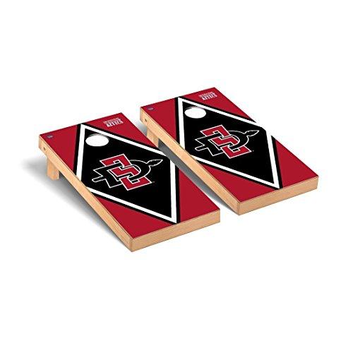 Victory Tailgate San Diego State University SDSU Aztecs Regulation Cornhole Game Set Diamond Version