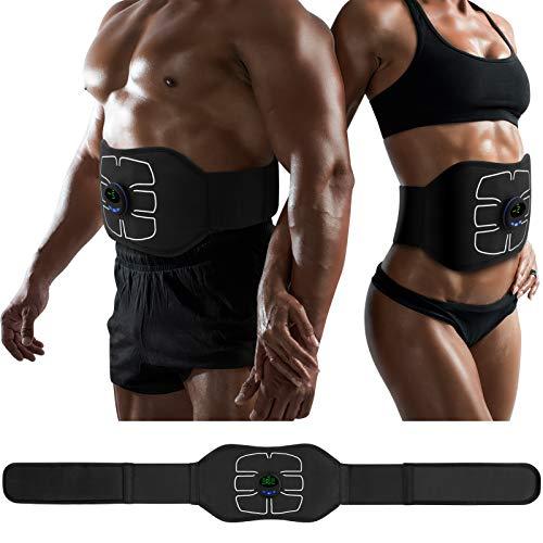 Cinturon estimlador de abdominales Marcooltrip Mz