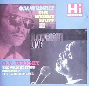 Wright Stuff / Live by Hi Records UK
