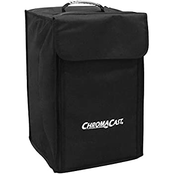 ChromaCast CC-CBAG-S Padded Cajon Bag with Carry Handle and Shoulder Straps, Standard Size