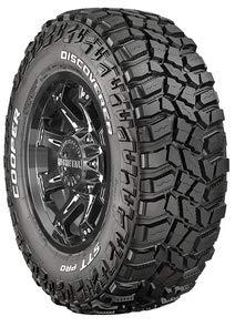 Cooper Discoverer STT Pro All- Season Radial Tire-LT245/75R16 116Q