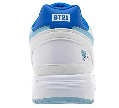 5ced09455b01 BTS X Reebok Classic Unisex BT21 Royal Bridge 2.0 Shoes Koya DV8907   Amazon.com.au  Fashion