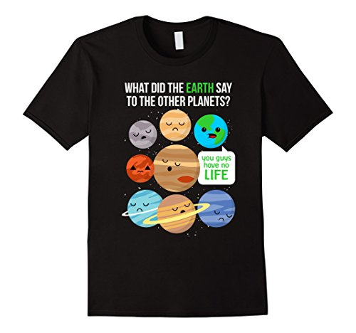 Cute Funny March Science Pun T-shirt Astronomy Planets Shirt