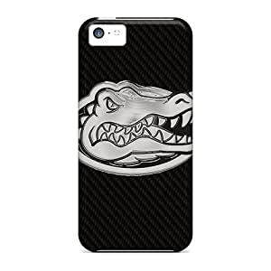Durable Defender Cases For Iphone 5c Tpu Covers(florida Gators)