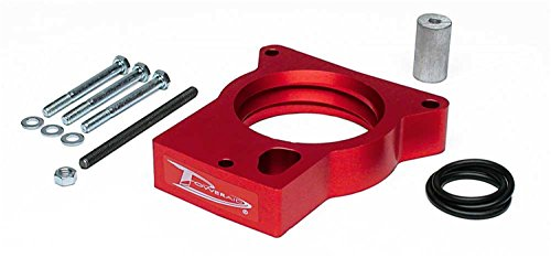 Airaid 200-520 PowerAid Throttle Body Spacer (Suburban Body Throttle C1500)