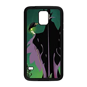 YYYT Evil witch Cell Phone Case for Samsung Galaxy S5