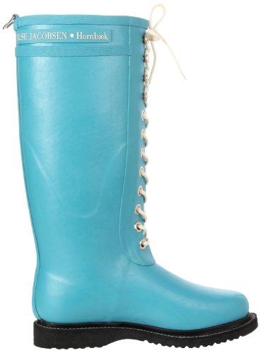 Ilse Jacobsen Womens Rub 1 Rainboot Turquoise