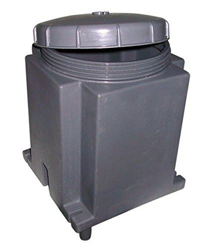 Gaskasten f/ür 3 kg Flaschen