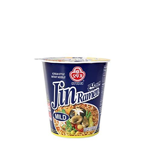 - Ottogi Jin Ramen (Mild Taste), 2.29-ounce Packages (Pack of 6)