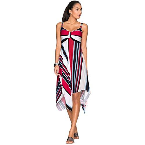 Romacci Geometric Stripe Irregular Summer product image