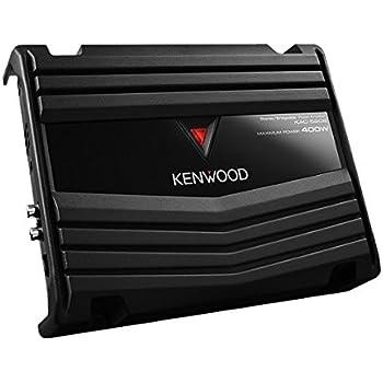 Kenwood KAC-5206 2 Channel Bridgeable Power Amplifier (Certified Refurbished)