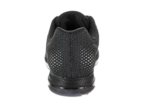 pure Running All Out Grey Platinum dark Zoom Low Aura Black NIKE Sneaker Men's xPZXw5nCq