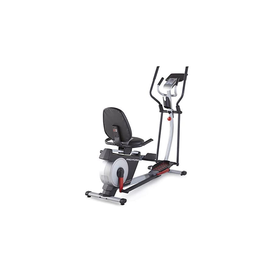 ProForm Hybrid Trainer Pro Elliptical Machine