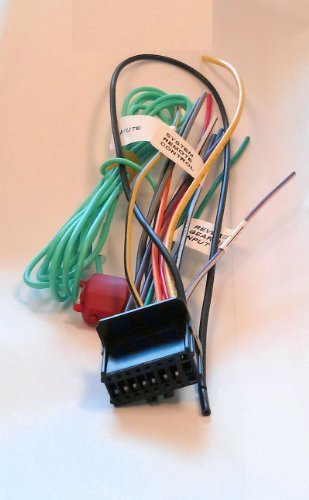 412jReZFwOL amazon com pioneer wire harness avhx1600dvd avhx2600bt pioneer avh-x2600bt wire harness at gsmportal.co