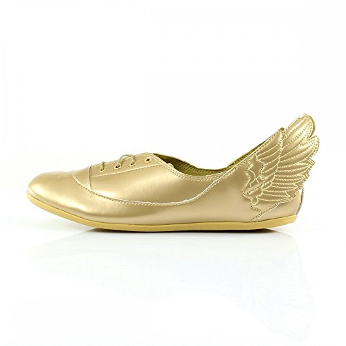 ADIDAS ORIGINALS Jeremy Scott Gold Wings Easy Five