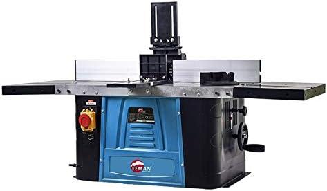 40 mm, 1500 W Leman Fresadora estacionaria