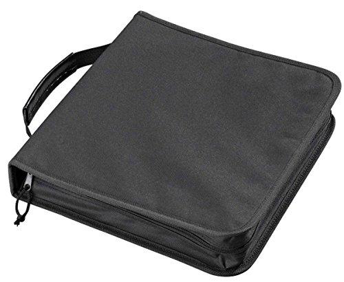 - Walter Drake CD DVD Storage Binder Case (208 capacity)