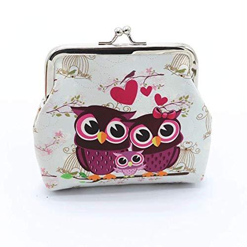 HYSGM Women Lady Wallet Clutch Bags Card Coin Change Holder Cute Sweet Creative Purse Gift