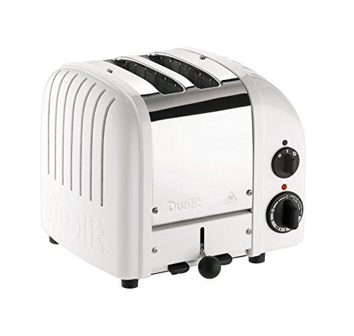 Dualit - Newgen 2-slice Extra-wide-slot Toaster - White