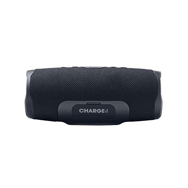 JBL Charge 4 - enceinte Bluetooth Portable avec Usb - Robuste et Étanche : pour Piscine et Plage - Son Puissant - Autonomie 20 Hrs - Noir 3