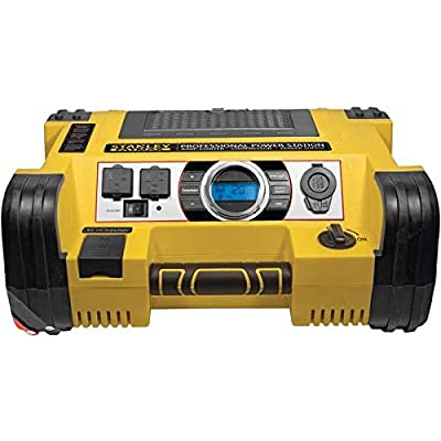 Stanley(r) Pprh7ds Fatmax(r) Professional Digital Power Station With Air Compressor