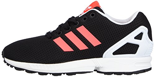 detailed look 801a3 2f5b5 ... greece adidas zx flux womens indoor court shoes black 5.5 uk amazon. adidas  zx flux