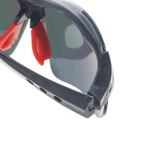 hombre Lunji sol Gafas gris para de 0ZIr6qZ