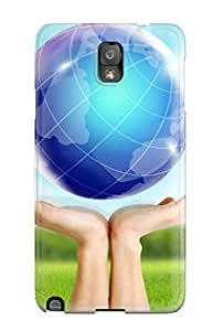 Galaxy Note 3 Case Cover - Slim Fit Tpu Protector Shock Absorbent Case (other) 3641810K53654109