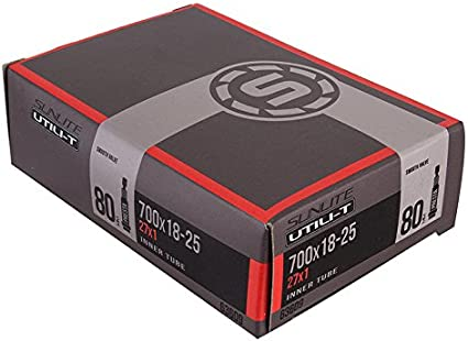 4xContinental RACE 28 700c 18//25 inner tube 80mm valve 700c long valve presta