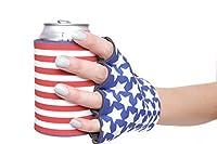 Suzy Kuzy Beer Mitt (OFFICIAL) - American Stars & Stripes :: Left Hand