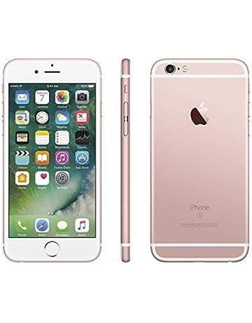 cb9a846feec48d Apple iPhone 6S, GSM Unlocked, 64GB - Rose Gold (Renewed)