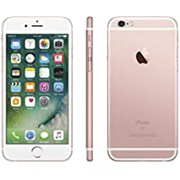 Apple iPhone 6S, 64GB, Rose Gold - For AT&T / T-Mobile (Renewed)