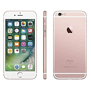Apple iPhone 6S, 64GB, Rose Gold – For AT&T / T-Mobile (Renewed)