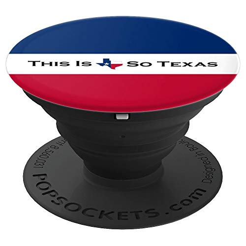 This Is So Texas Pop Socket