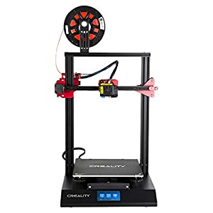 Official Creality CR-10S Pro with Auto-Level, Touch Screen, Large Build Size 3D Printer 310mmx320mmx400mm with Capricorn PTFE and Bondtech Extruder Gears from Creality 3D