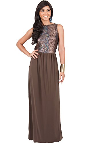 KOH-KOH-Plus-Size-Womens-Long-Sleeveless-Cocktail-Evening-Bridal-Party-Sexy-Wedding-Guest-Summer-Elegant-Bridesmaid-Cute-Date-Sundresses-Gown-Gowns-Maxi-Dress-Dresses-BrownLatte-3-X-22-24-3
