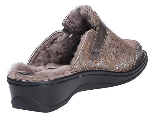 Stuppy Women's Women's Brown Stuppy Slippers dnn74x