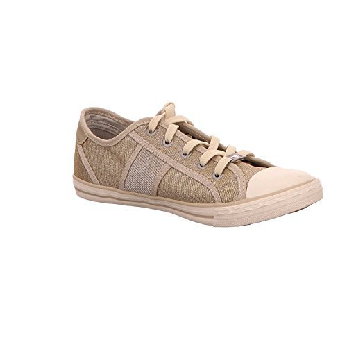 308 480 Femme Or Mustang 1099 Sneakers Basses f5wznq7