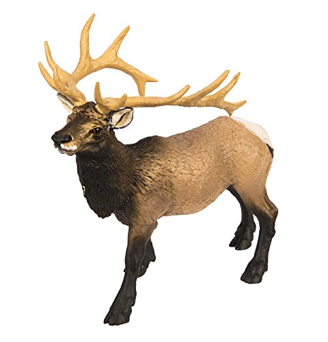 Safari Ltd  Wild North American Wildlife Elk Bull
