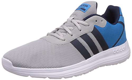 Les Hommes Adidas Cloudfoam Chaussures De Sport Vitesse, Blanc / Jaune (maruni Ftwbla Amasol), Taille (onicla Maruni Azusol)