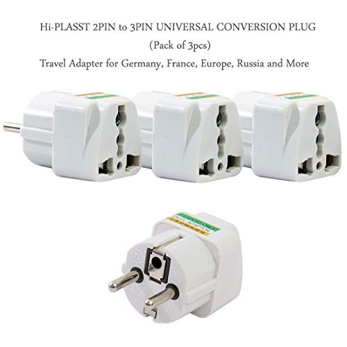 Universal Travel Adapter AU US EU to UK 3 Pin AC Power Plug Adaptor Connector+n