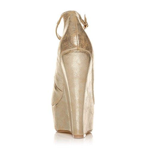 Compensées Femme Chaussures Compensées UK UK ShuWish ShuWish Chaussures wxqOYz6R