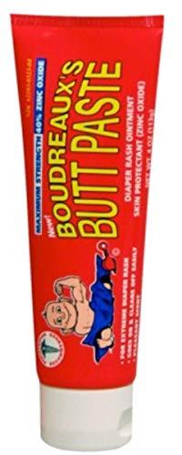 Boudreaux's Maximum Strength Butt Paste Ointment 4 oz (Pack of 6) ()
