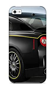 DiTARhT5186IeDVZ Anti-scratch Case Cover Robert H Ingram Protective Vehicles Car Case For Iphone 5c