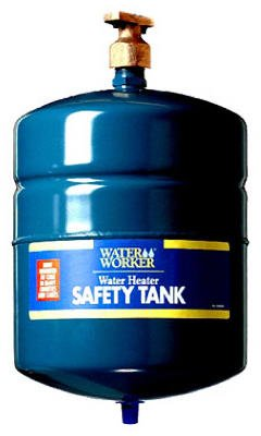 WaterWorker Tank without Valve Water Heater Expansion Safety Tank