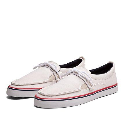 Supra - Mens Mariner Shoes, UK: 8.5 UK, Bone/White