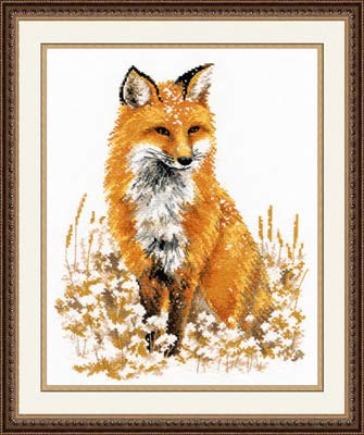 Counted Cross Stitch Kit OVEN CLASSIC STYLE