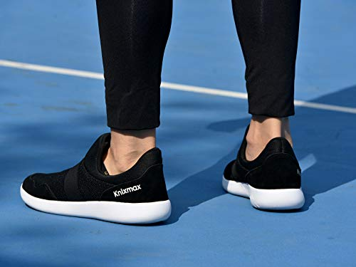Da Lightweight Knixmax Nero Running Palestra Sportive On Scarpe Corsa Donna Slip Sneakers Ginnastica qRwUA51R