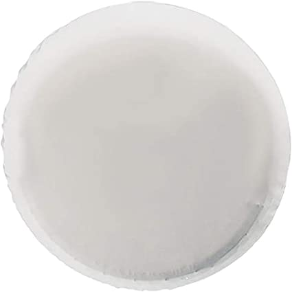 """Adco Polar White Spare Tire Cover Size N for 24/"""" Tire"""
