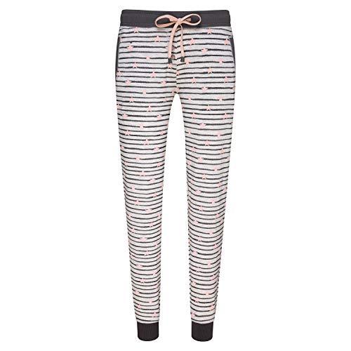 Star Melange Jockey Mujer White Pantalón Para txt76qO